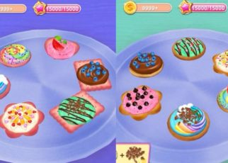 yt 56317 My Bakery Empire Yummy Assorted Cookies Bake Decorate Serve Cakes Kids Games 322x230 - My Bakery Empire – Yummy Assorted Cookies! - Bake, Decorate & Serve Cakes Kids Games