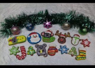 yt 56451 Royal Icing CHRISTMAS COOKIES How To Make The Best Sugar Cookies Christmas Cookies Decorating 322x230 - Royal Icing CHRISTMAS COOKIES/ How To Make The Best Sugar Cookies/ Christmas Cookies Decorating