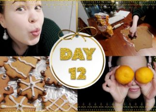 yt 56555 VLOGMAS DAY 12 LETS MAKE GINGERBREAD COOKIES 322x230 - VLOGMAS DAY 12 • LET'S MAKE GINGERBREAD COOKIES✨