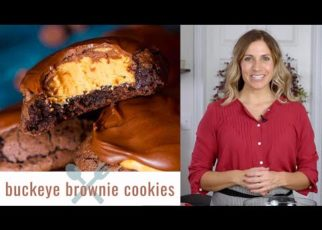 yt 56564 How to Make BUCKEYE BROWNIE COOKIES Recipe Video 322x230 - How to Make BUCKEYE BROWNIE COOKIES {Recipe Video}