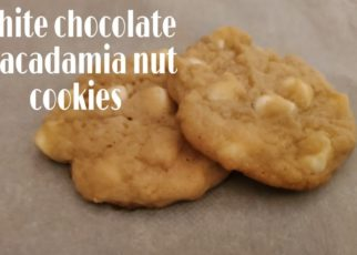 yt 56670 How to make white chocolate macadamia nut cookies mandibuns 322x230 - How to make white chocolate macadamia nut cookies | mandibuns