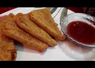 yt 56690 How to make bread pakoraEasy pakora recipesRecipe for bread pakora in hindi 322x230 - How to make bread pakora|Easy pakora recipes|Recipe for bread pakora in hindi