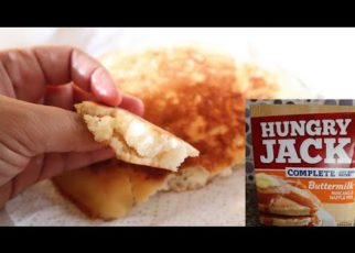 yt 56741 HOW TO MAKE HUNGRY JACK PANCAKE 322x230 - HOW TO MAKE HUNGRY JACK PANCAKE