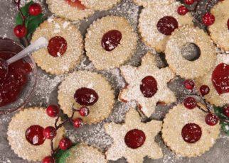 yt 56890 Linzer Cookies 322x230 - Linzer Cookies