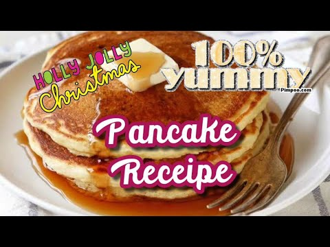 yt 57030 How to Make Easy Pancakes in Tamil Light and Fluffy Pancakes Christmas Special - How to Make Easy Pancakes in Tamil | Light and Fluffy Pancakes | Christmas Special