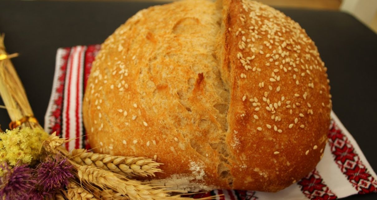 yt 57078 Easy Rustic Bread Recipe How To Make Bread 1210x642 - Easy Rustic Bread Recipe ☆ How To Make Bread