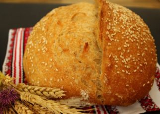 yt 57078 Easy Rustic Bread Recipe How To Make Bread 322x230 - Easy Rustic Bread Recipe ☆ How To Make Bread
