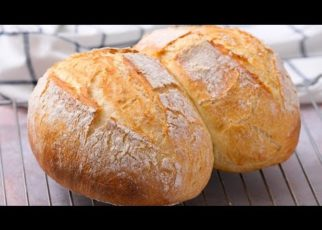yt 57146 How to make easy bread at home moist and delicious 322x230 - How to make easy bread at home: moist and delicious!