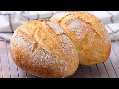yt 57146 How to make easy bread at home moist and delicious - How to make easy bread at home: moist and delicious!