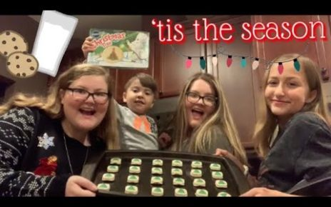 yt 57190 Make Christmas Cookies with Us RiMas Day 10 464x290 - Make Christmas Cookies with Us! | RiMas Day 10🎄