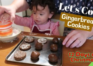 yt 57219 VLOGMAS 12 Days of Christmas DAY 1 Lets Cook Gingerbread Cookies 322x230 - VLOGMAS // 12 Days of Christmas DAY 1 - Let's Cook: Gingerbread Cookies
