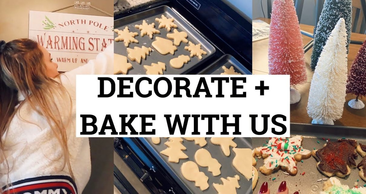 yt 57229 VLOGMAS DECORATE AND BAKE COOKIES WITH US 1210x642 - VLOGMAS: DECORATE AND BAKE COOKIES WITH US!