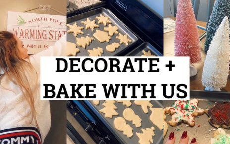 yt 57229 VLOGMAS DECORATE AND BAKE COOKIES WITH US 464x290 - VLOGMAS: DECORATE AND BAKE COOKIES WITH US!
