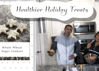 yt 57233 HOLIDAY BAKE WITH ME HEALTHIER HOLIDAY COOKIES 322x230 - HOLIDAY BAKE WITH ME | HEALTHIER HOLIDAY COOKIES