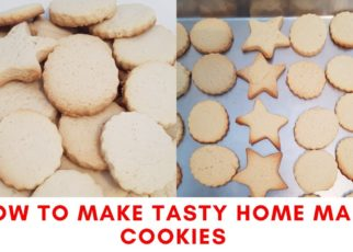 yt 57278 HOW TO MAKE TASTY HOME MADE COOKIES 322x230 - HOW TO MAKE TASTY HOME MADE COOKIES