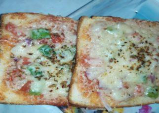 yt 57418 3 Bread Pizza on Tawa Quick and Easy Bread Pizza 322x230 - 3 मिनट मैं तवा ब्रेड पिज्जा बनाने की विधि | Bread Pizza on Tawa | Quick and Easy Bread Pizza