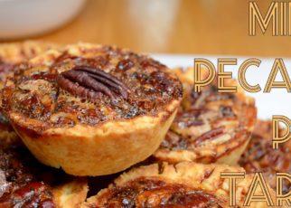 yt 57482 Mini Pecan Pie Tart Just Bake It Recipe 322x230 - Mini Pecan Pie Tart   Just Bake It   Recipe