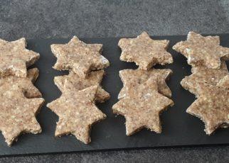 yt 57498 Christmas cookiesStar cookieshow to make cookies 322x230 - Christmas cookies/Star cookies/how to make cookies