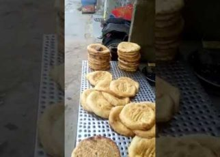 yt 57510 How we make a BreadNaanComplete Video of our Food 322x230 - How we make a Bread  Naan(نان)  Complete Video of our Food