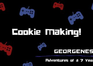 yt 57558 Chocolate Chip Cookie Making Georgeness 322x230 - Chocolate Chip Cookie Making - Georgeness