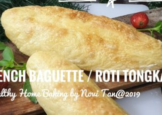 yt 57583 How to make french Baquette French bread Roti perancis roti tongkat 322x230 - How to make french Baquette / French bread / Roti perancis / roti tongkat
