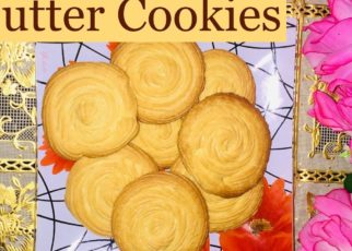 yt 57723 How to make butter cookies at home homemade easy butter cookies by Cooking with sumi 322x230 - How to make butter cookies at home /homemade easy butter cookies by Cooking with sumi