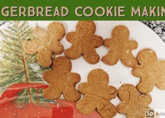 yt 57814 Bake With Me.....Gingerbread cookies 322x230 - Bake With Me.....Gingerbread cookies!!