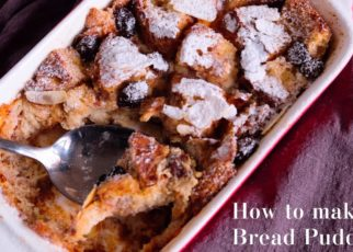 yt 57989 ASMRHow To Make A Bread Pudding 322x230 - 〈ASMR〉How To Make A Bread Pudding