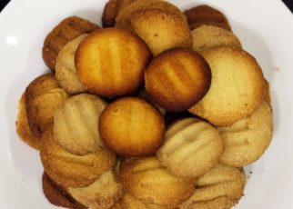 yt 58036 Crispy Butter Cookies in Tamil How to make Homemade Butter Cookies Recipe Without Oven 322x230 - Crispy Butter Cookies in Tamil | How to make Homemade Butter Cookies Recipe Without Oven