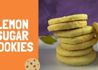 yt 58048 Lemon sugar cookies Learn how to bake cookies from scratch 322x230 - Lemon sugar cookies | Learn how to bake cookies from scratch