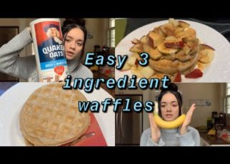 yt 58161 i make easy 3 ingredient waffles my Uber driver made me sing 322x230 - i make easy 3 ingredient waffles + my Uber driver made me sing