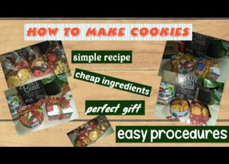 yt 58165 How to make cookies at homemy first timechristmas present 322x230 - How to make cookies at home|my first time|christmas present