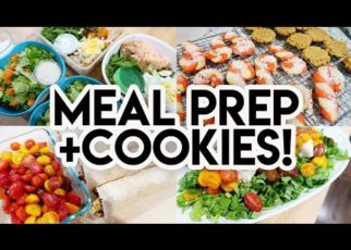 yt 58210 VLOGMAS 2019 DAY 16 CHRISTMAS COOKIES MEAL PREP COOK WITH ME WALMART GROCERY HAUL 322x230 - 🎄 VLOGMAS 2019 DAY 16! 🍪 CHRISTMAS COOKIES 🥗 MEAL PREP 🍳 COOK WITH ME 🛒 WALMART GROCERY HAUL