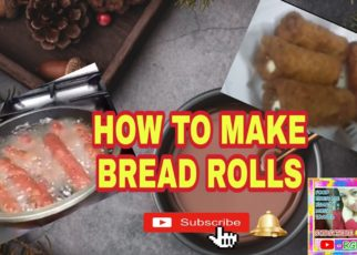 yt 58288 HOW TO MAKE BREAD ROLLS 322x230 - HOW TO MAKE BREAD ROLLS