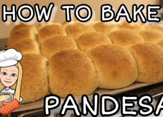 yt 58344 How to bake PANDESAL Fluffy Pandesal Filipino Bread 322x230 - How to bake PANDESAL | Fluffy Pandesal | Filipino Bread