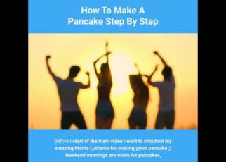 yt 58468 How to make a pancake step by step 322x230 - How to make a pancake step by step