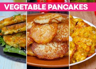 yt 58472 Vegetable Pancakes Cook It Recipes 322x230 - Vegetable Pancakes - Cook It Recipes