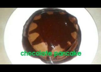 yt 58565 How to make easy chocolate pancakemilo pancakeAngel Pabz version 322x230 - How to make easy chocolate pancake/milo pancake(Angel Pabz version)