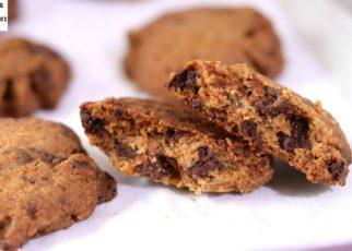 yt 58679 Eggless Chocolate Chip Cookies How To Make Vegan Cookies Healthy Snacks For Kids Skinny Recipes 322x230 - Eggless Chocolate Chip Cookies - How To Make Vegan Cookies -Healthy Snacks For Kids | Skinny Recipes