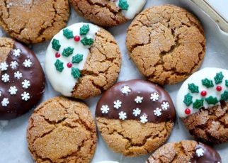 yt 58709 How to Make Molasses Cookies RECIPE 322x230 - How to Make Molasses Cookies | RECIPE