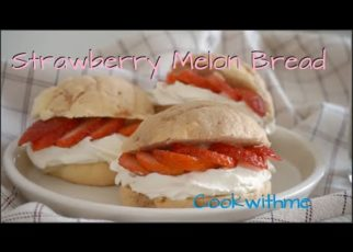 yt 58780 Strawberry Melon Bread Cook with me bread melon cookwithme Strawberry 322x230 - Strawberry Melon Bread- Cook with me #bread #melon #cookwithme #Strawberry