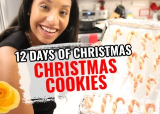 yt 58826 MAKING CHRISTMAS COOKIES 12 Days of Christmas 322x230 - MAKING CHRISTMAS COOKIES | 12 Days of Christmas