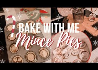 yt 59075 BAKE WITH ME 5 MINUTE BRANDY MINCE PIES Festive Easy Baking Hazel Maria Wood 322x230 - BAKE WITH ME: 5 MINUTE BRANDY MINCE PIES | Festive Easy Baking | Hazel Maria Wood
