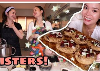 yt 59127 BAKING CHRISTMAS COOKIES WITH MY SISTER COOK WITH NAOMI 322x230 - BAKING CHRISTMAS COOKIES WITH MY SISTER! | COOK WITH NAOMI
