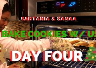 yt 59172 BAKE COOKIES W US DAY FOUR OF TWELVE DAYS OF CHRISTMAS 322x230 - BAKE COOKIES W/ US | DAY FOUR OF TWELVE DAYS OF CHRISTMAS