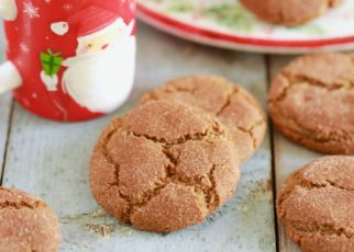 yt 59181 Chewy Soft Molasses Cookies 322x230 - Chewy & Soft Molasses Cookies