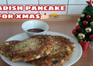 yt 59288 How to make radish pancakechinese radish pancake 322x230 - How to make radish pancake||chinese radish pancake