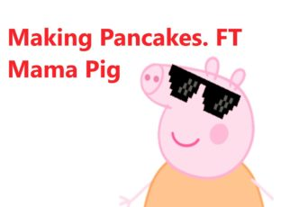 yt 59308 Cooking Pancakes with Mama Pig 322x230 - Cooking Pancakes with Mama Pig