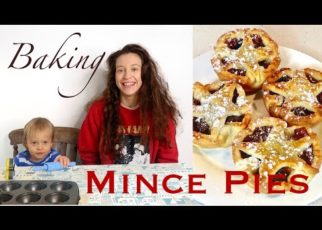yt 59338 HOMEMADE MINCE PIE RECIPE FESTIVE BAKING COPING W LOSS GRIEF SADNESS AT CHRISTMAS VLOGMAS 322x230 - HOMEMADE MINCE PIE RECIPE | FESTIVE BAKING | COPING W/ LOSS, GRIEF & SADNESS AT CHRISTMAS | VLOGMAS