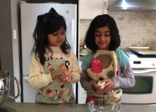 yt 59359 Azreen Iyaan Zynah make cookies 322x230 - Azreen, Iyaan & Zynah make cookies!